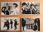 1964 Topps Beatles Cards - Series No. 2 - Black and White - Excellent Condition