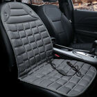 12v Winter Car Heated Front Seat Cover Cushion Auto Heating Heater Warm Pad New