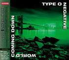 TYPE O NEGATIVE World Coming Down JAPAN CD RRCY-1110 1999 NEW