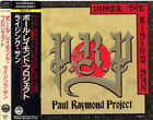PAUL RAYMOND PROJECT Under The Rising Sun JAPAN CD 18DN-27 1989
