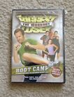 Brand New Sealed The Biggest Loser The Workout Boot Camp DVD 2008 Fitness