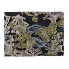 200x150cm Chinese Dragon Print Cotton Fabric For Patchwork Quilting Sewing Craft