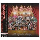 DEF LEPPARD Songs From The Sparkle Lounge + 2 -JAPAN CD