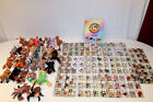 Ty Beanie Babies Lot 33 Different 1990s Binder Trading Cards Valentino Valentina