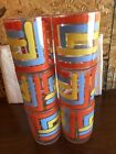 's Retro MCM Plastic Tumblers By Morgan 4 Retro Barware