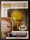 Funko Pop Once Upon a Time 271 Rumplestiltskin (Gold) BAM Exclusive Figure! New