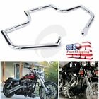 Engine Guard Crash Bar For Harley FLSTC Heritage Softail Classic 2000-2008
