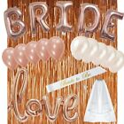 Rose Gold Bachelorette Party Decorations Kit Bridal Shower Kit All in ONE
