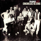 DUKE ACES, CONCORD JAZZ ALL STARS Meets JAPAN CD TOCT-9615 1996 OBI