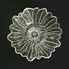 1940s Indiana Glass Lily Pons Sunflower Glass Bowl Figural Textured Glass 7