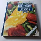 Weight Watchers Fast and Fabulous Cookbook by Weight Watchers Staff 1983 VTG