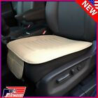 Breathable Pu Bamboo Charcoal Car Seat Cushion Cover Pad Mat Protector Pockets K