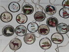 More Metal Rim Hang Tags Gift Ties