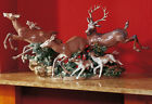 Lladro Circus Pursued Deer #1377 Figurine