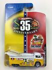 HOT WHEELS SNAKE AND MONGOOSE 35TH ANNIVERSARY VW DRAG TRUCK 1 OF 2000 Bus