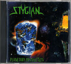 Stygian ‎– Planetary Destruction CD - Leviathan Records 199222  RARE