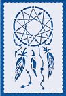 Flexible Stencil DREAM CATCHER Embossing Pricking Card Making 95 x 145cm