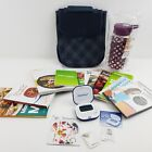 Weight Watchers Lot Points Plus Case Calculator Pocket Guide Cookbook Stickers