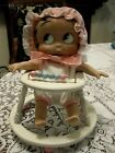 """The Danbury Mint Betty Boop Baby Boop Porcelain Doll """"B Is For Boop"""""""
