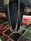 Rare Exquisite Chinese Make crystal Austria Bead Necklace