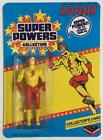 Kid Flash 102 classic Super Friends Super Powers Mint on Card Made by ITW
