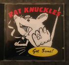 RAT KNUCKLES Get Some! CD indie VERY RARE hard rock hair band