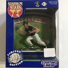 BERNIE WILLIAMS 1998 Limited Edition Starting Lineup Stadium Stars MLB Rare New