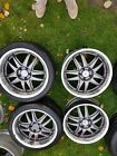5x1143 18 deep dish staggerd alloys