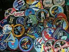 Large Lot of NASA Space Program Patches Pins Stickers Apollo Gemini Skylab