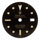 Vintage Rolex GMT-Master Two-Tone Lume Black Service Nipple Dial