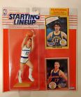 CHRIS MULLIN STARTING LINEUP 1990 GOLDEN STATE WARRIORS FIGURE WITH 2 CARD NEW