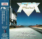 FM Takin' It To The Streets JAPAN CD ALCB-9624 1994
