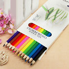 24 Colors Fabercastell Colored Pencils Water-color Drawing Set Stationery.