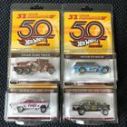 HOT WHEELS COLLECTORS 32ND CONVENTION SET CHEVY COMET GASSER DATSUN 510 DINNER