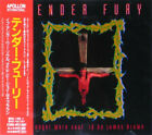 TENDER FURY If Anger Were Soul, Id Be James Brown JAPAN CD APCY-8067 1992 OBI