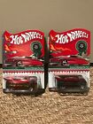 Hot Wheels 2007 Employee Holiday Car Customized Volkswagen Drag Truck SET