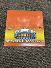 Topps Skylanders Giants Sticker Box. 50pk. 6 Stickers.BRAND NEW SEALED!!