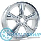 New 18 Replacement Wheel for Ford Mustang 2006 2007 2008 2009 Rim 3648 Polished