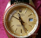 Rolex Uhr Oyster Perpetual Datejust Supelative Chronometer Officialy Certified