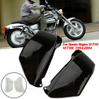 Battery Side Fairing Cover Black For Honda Magna VF 750 VF750 VF750C 1994-2004