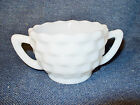 Mid-century Modern Jeanette Glass White Milk Glass