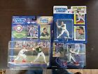 STARTING LINEUP MARK MCGWIRE LOT CARDINALS AND ATHLETICS 1993 1999