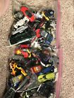 Large Lot of 130 Hot Wheel or Matchbox Mattel Cars And Trucks