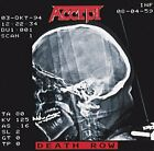 ACCEPT Death Row JAPAN CD VICP-8134 1994 NEW