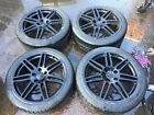 18 AUDI VW SEAT SKODA ALLOY WHEELS TYRES 5x112 Pcd A3 GOLF MK5 MK6