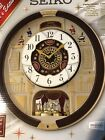 SEIKO Melodies In Motion Wall Clock Special Collectors Edition 24 Melodies