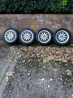 Ford Focus Alloy Wheels 17 Tyres