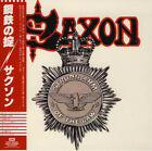 SAXON Strong Arm of the Law JAPAN CD TOCP-95103 2012 NEW