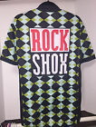 rock shox cycling jersey mens xxl vintage new old stock with tag