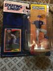 Ryne Sandberg Chicago Cubs 1994 Kenner Starting Line Up Figure & Card